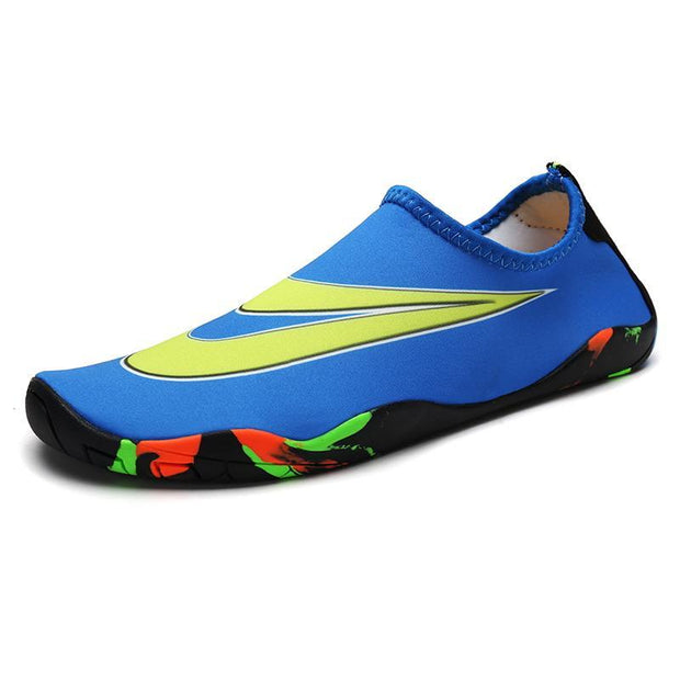 Pearlyo_Men's Beach Swimming Shoes