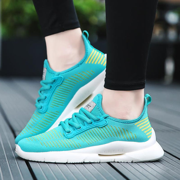 Womens Spring And Summer Casual Athletic Sneakers