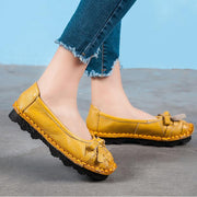 Women's Slip-on Bean Soft Bottom casual loafers