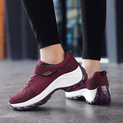 Women's Casual Walking Lightweight Breathable Mesh Running Shoes