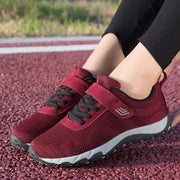 Women's Shoes Autumn and Winter Middle-aged Walking Shoes Non-slip Soft Bottom 35-41 121488