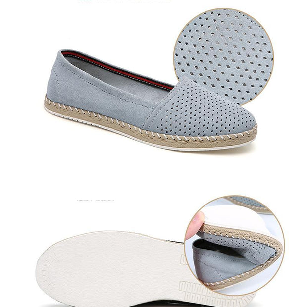 Women Casual Breathable Loafers