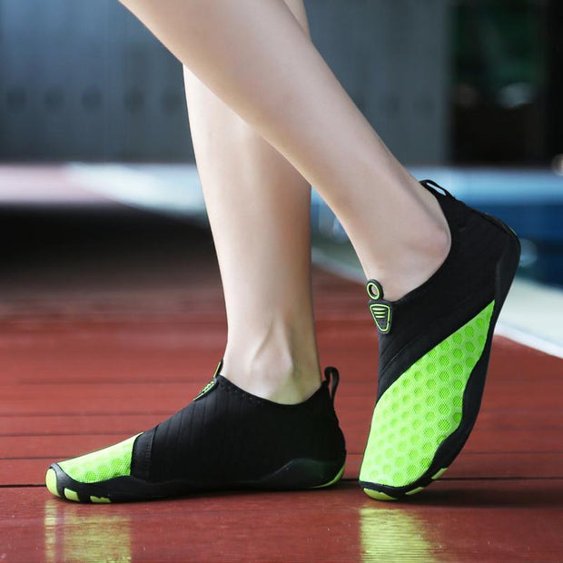 Women's Multifunctional Outdoor Swimming Beach Diving Aqua Shoes