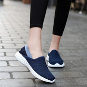 Women's Casual Non-slip Flying Woven Shoes