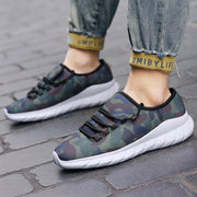 Men's Leisure Camouflage Running Shoes Non-Slip Breathable Light Sneaker 122986