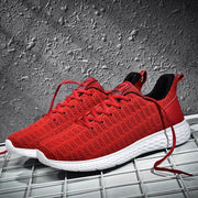 Women's Shoes Spring and Summer New Flying Woven Breathable Sports Shoes 36-41 123212