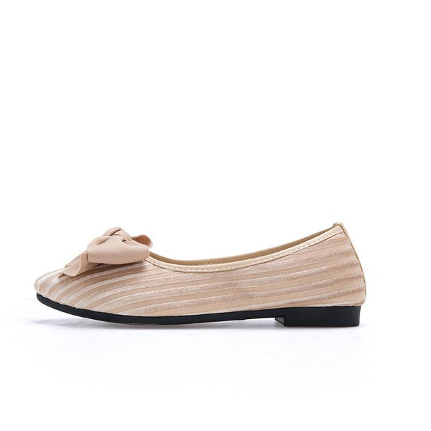 Women's Slip-on Plush Suitable Female Heelde Pump