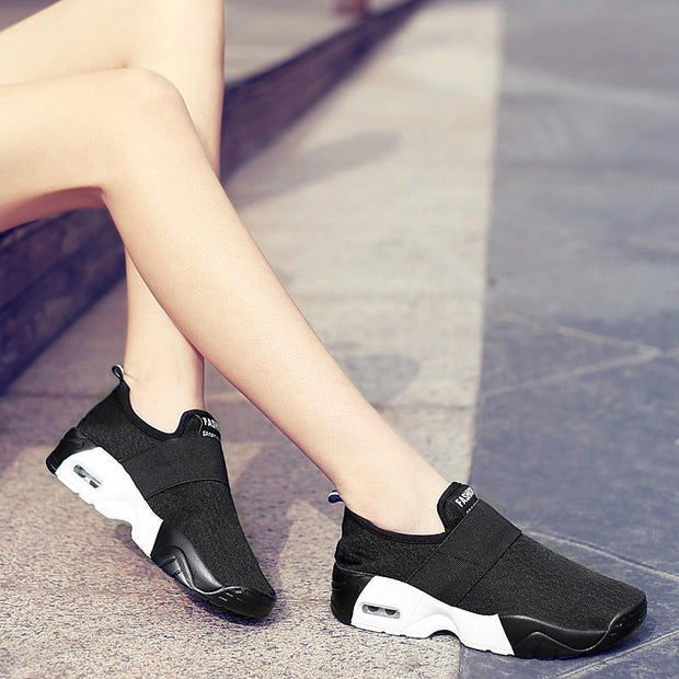 Women's casual fashion breathable sneakers 129080