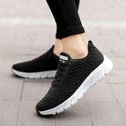 Women's casual fashion popular breathable sneakers 129256
