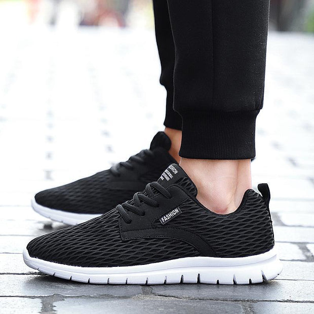 Men's casual fashion comfortable breathable sneakers 129866