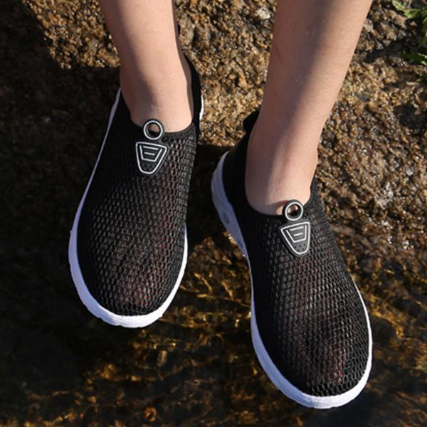 Men's casual fashion comfortable breathable sports shoes casual shoes 129638