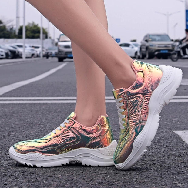 Women Running Shoes Breathable Sneakers Soft Sole Casual Athletic Lightweight shoes