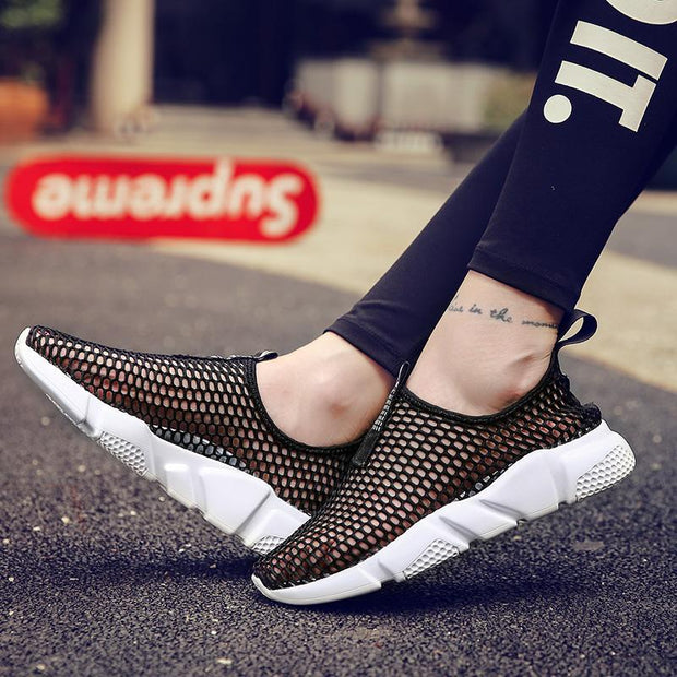 Women's Casual Running Sports Hollow Out Shoes