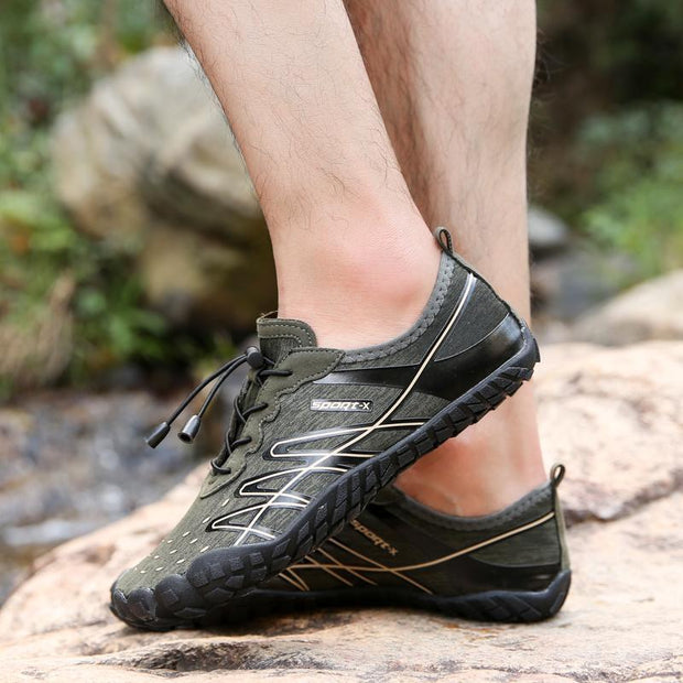 Men's Outdoor River Breathable Diving Non-slip Fitness Shoes