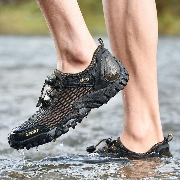 Men's Outdoor Upstream Hiking Water Shoes– pearlyo