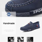 Men's Summer Soft Canvas Casual Sports Shoes