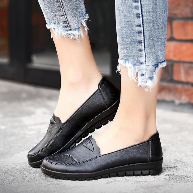 Women's fashion and comfortable Korean version of breathable casual shoes 135052
