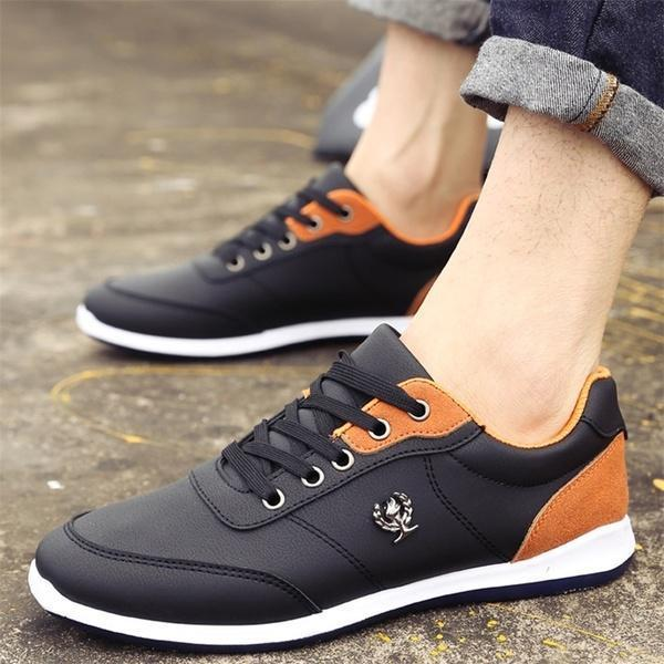 Men's All Seasons Outdoor Athletic Casual Running Sneakers
