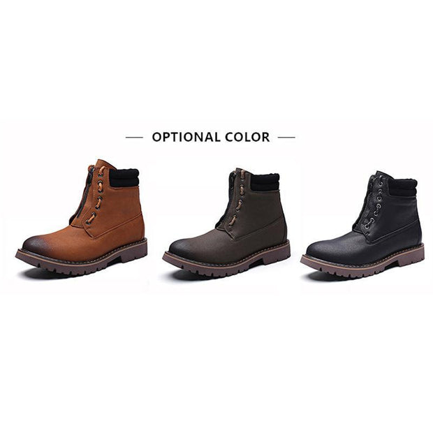 Men's tooling boots Martin boots
