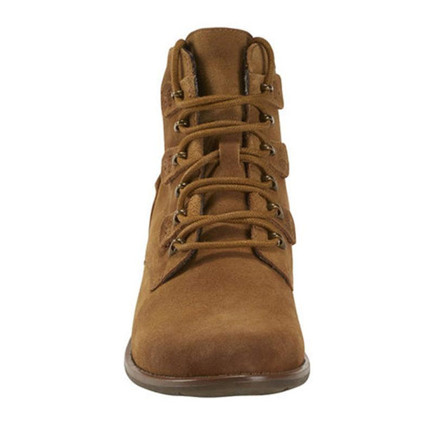 Women Winter Slip-On Suede Ankle Boots