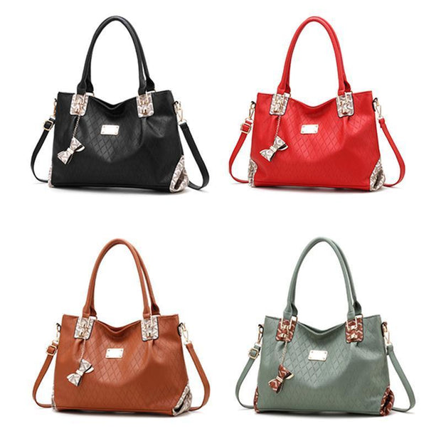 138139  Women's new autumn and winter Korean fashion shoulder diagonal handbag