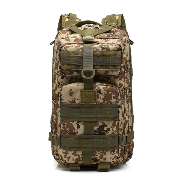 Men's outdoor hiking backpack shoulder riding sports equipment camping backpack