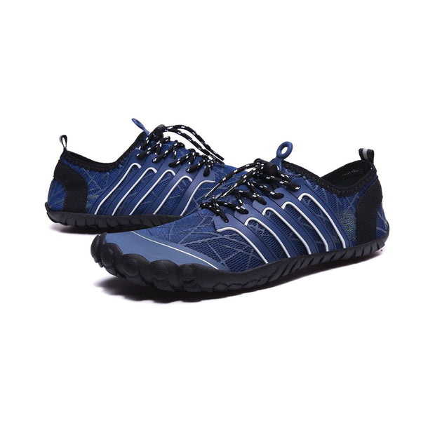 Men outdoor five-finger diving shoes  snorkeling beach wading shoes