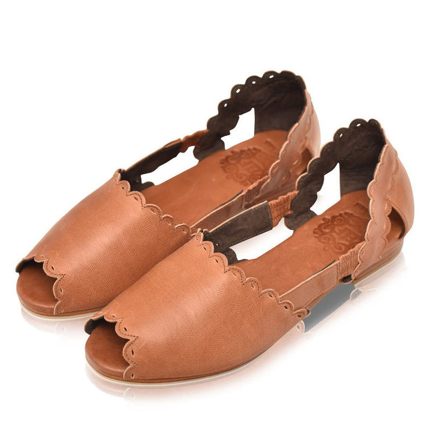 Women's stylish Leather Flats