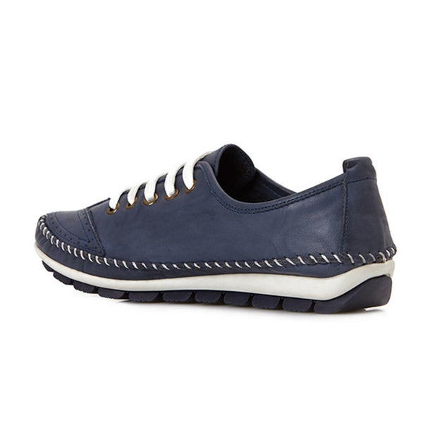 Women's Leather Lace Up Shoe