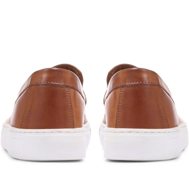 Men's Casual Leather Loafer
