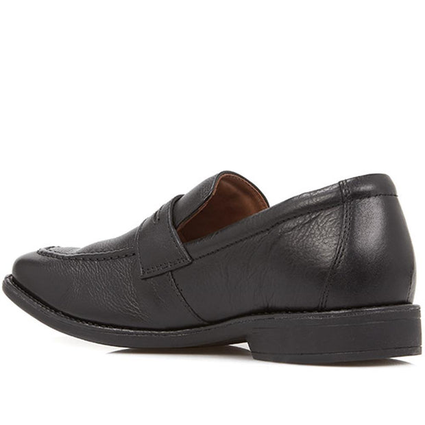 Men's Slip-On Leather Shoes