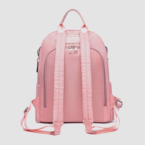 Women's USB Charging Port Large Capacity Anti-theft Backpack Shoulder Bag