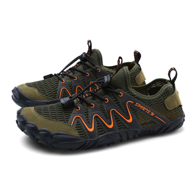Men's Outdoor Climbing Wading Hollow Shoes