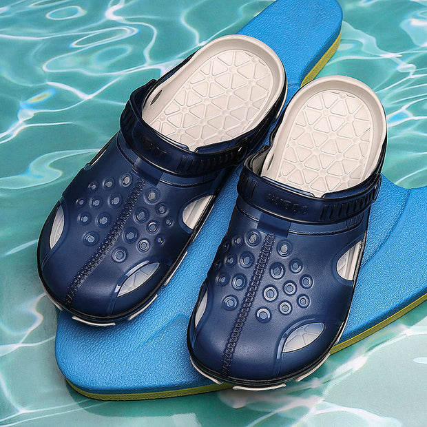 Men's Clog Quick Drying Lightweight Sandals Slippers