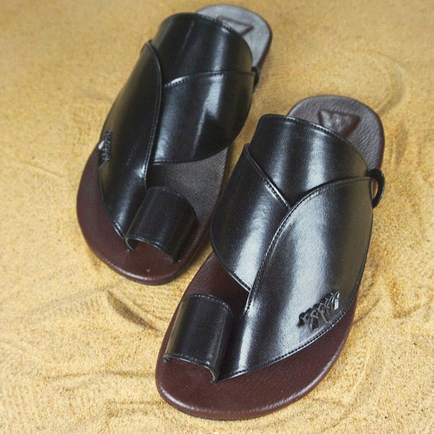 Men's Outdoor Vegan Leather Beach Sandals