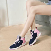 Pearlzone_Winter Plush Sneakers for Women