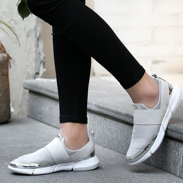 Women's Flat Bottom Shoes