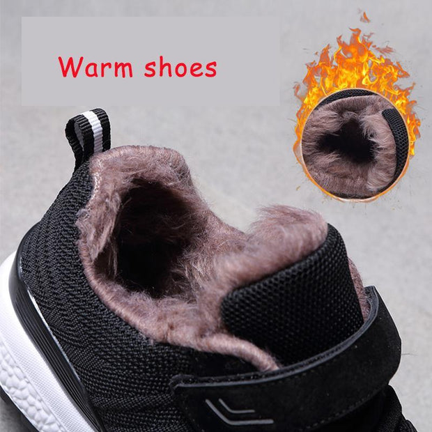 Women's Warm Cotton Shoes