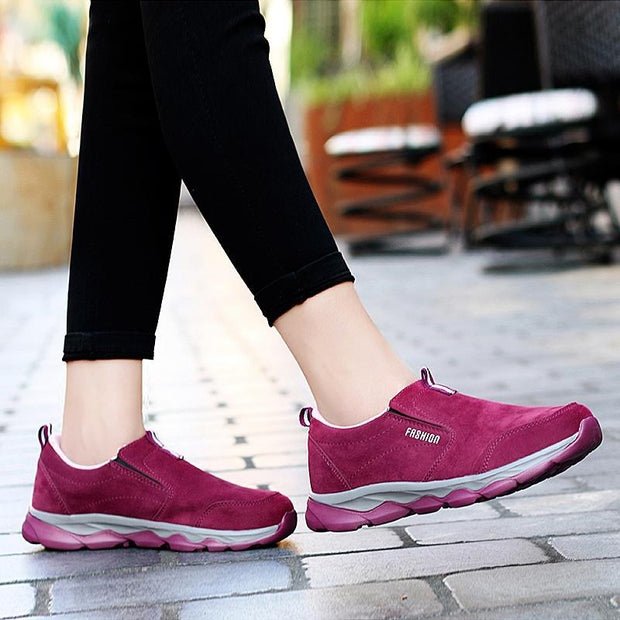 Women's Warm Walking Shoes