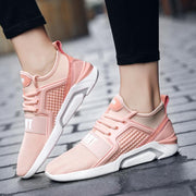 Women's Autumn New Flying Woven Shoes