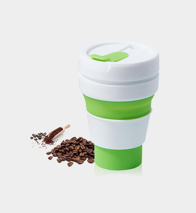 Portable Ultra-Thin Folding Cup