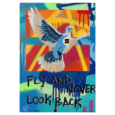 Fly and Never Look Back