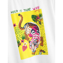 Load image into Gallery viewer, Animal Print T-shirt