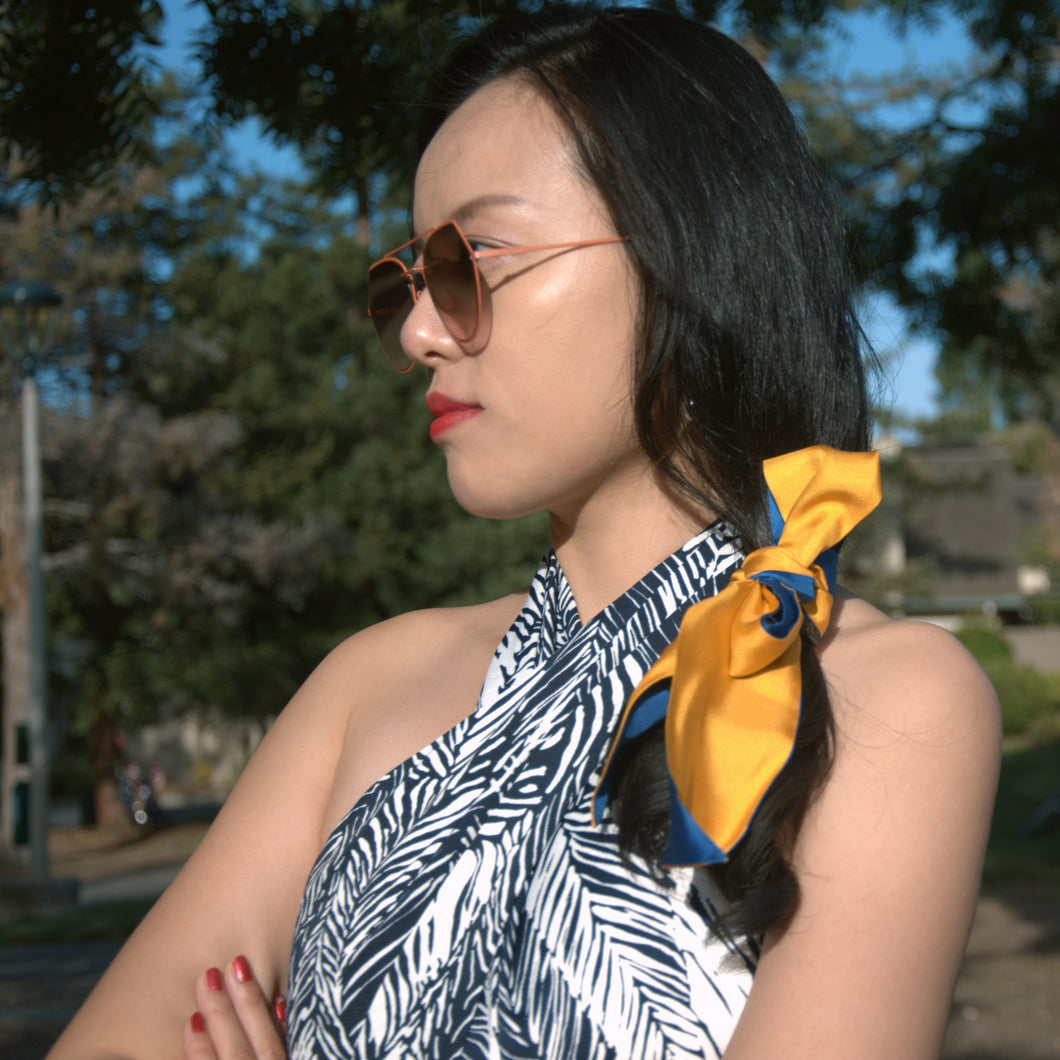 Berkeley Inspired Silk Scarf - slfb2