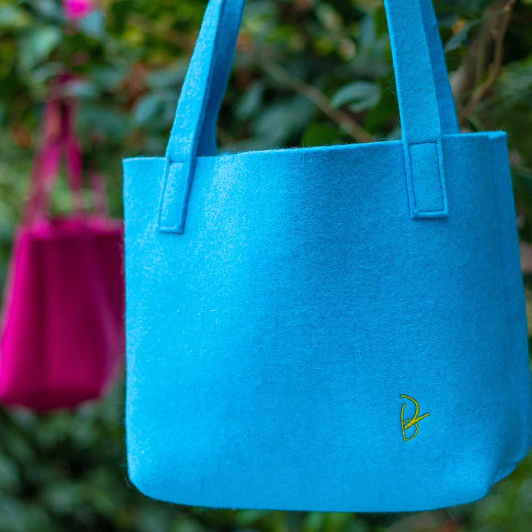 Blueberry Tote - slfb2