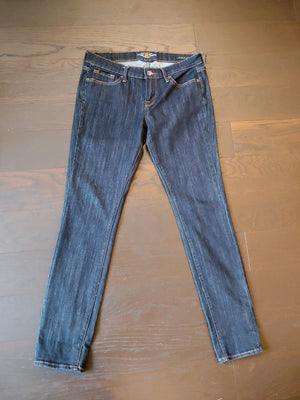 Dark Denim Lucky Brand Jeans Size 8/29 Regular