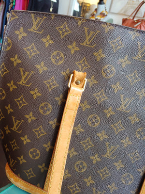 Louis Vuitton Babylone Tote Bag