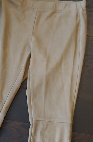 Camel Colored Mercer & Madison Leggings, size 2