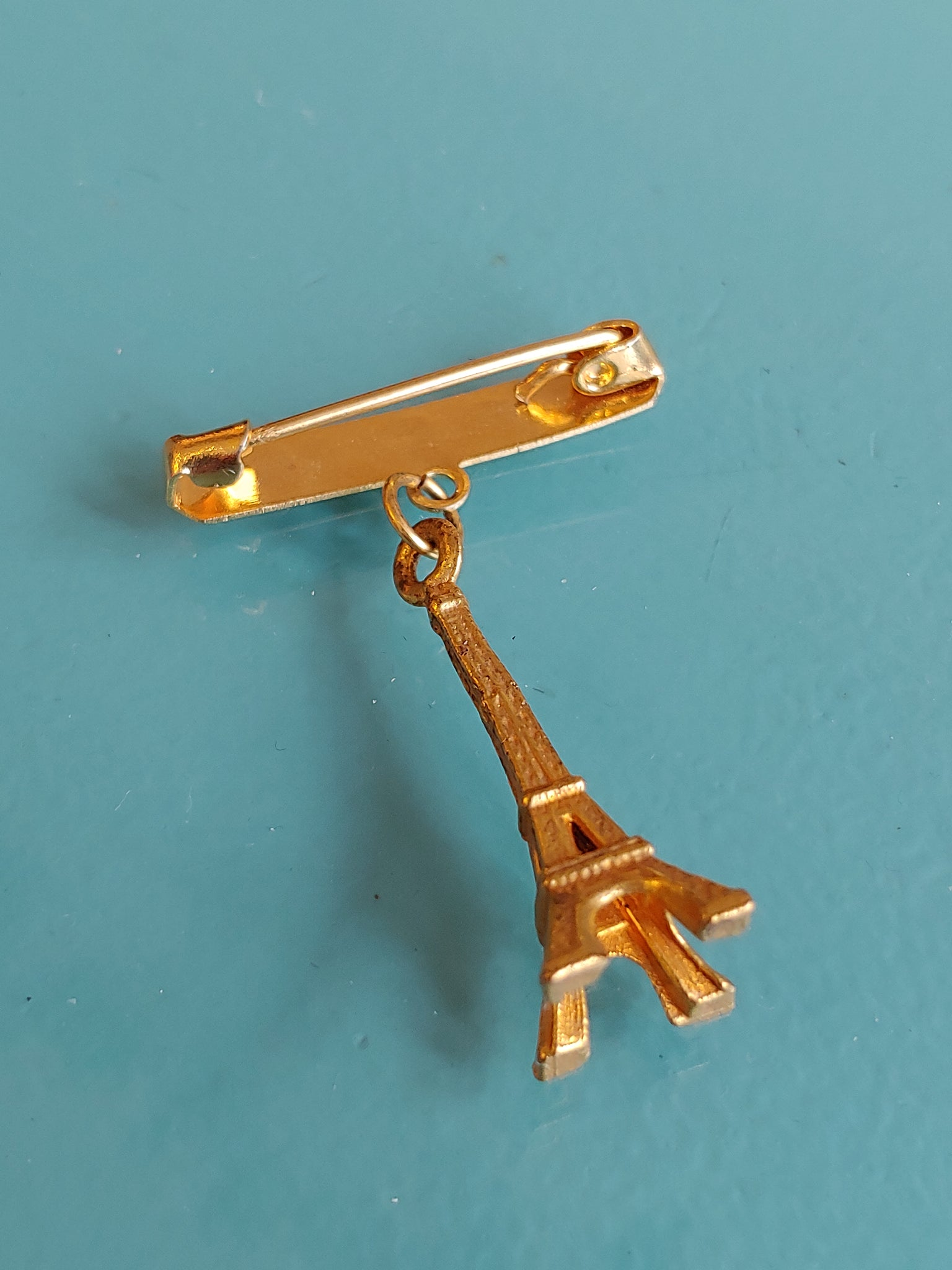Paris Eiffel Tower Pin