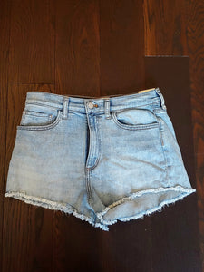 Denim Victoria's Secret Shorts, size 10
